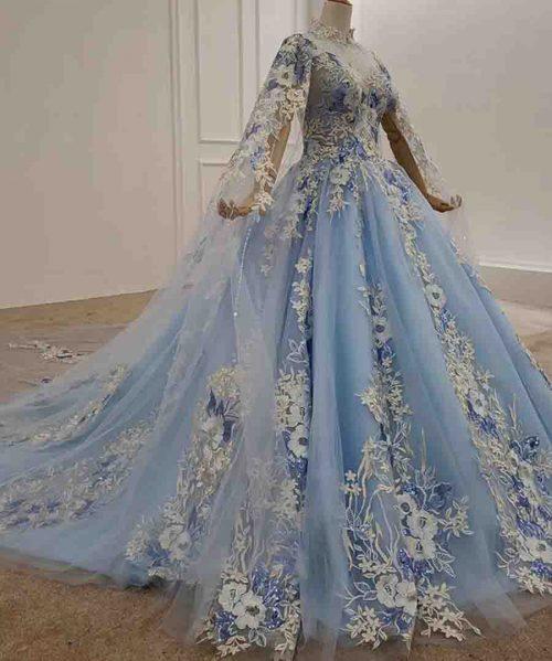ball gown women's long evening gowns
