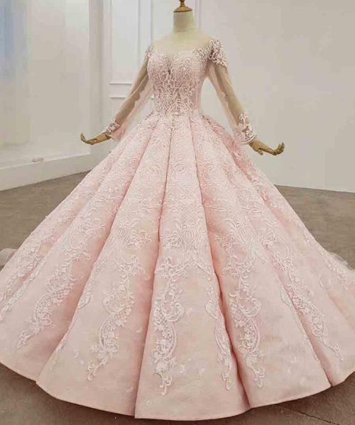 lace up back luxury evening dress