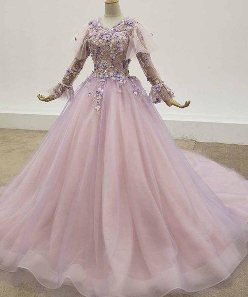 Evening Dresses Long Plus Size Princess