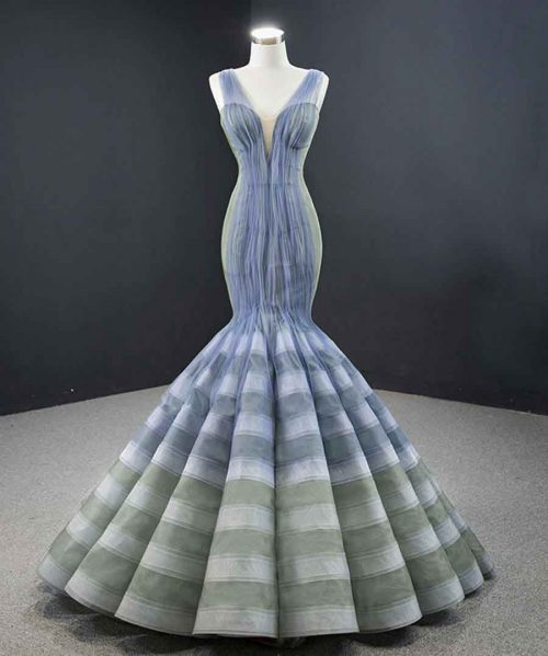 Evening Dresses Amazing Lace Up